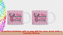 Best Aunt Gifts Best Buckin Aunt Ever Gag Gifts 2 Pack Gift Coffee Mugs Tea Cups Pink 040791b5