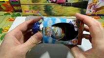 Kinder Surprise Eggs Kinder maxi Kinder Surprise Яйцо киндер сюрприз