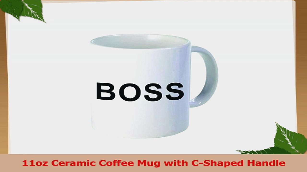 Rikki Knight The Boss Ceramic Coffee Mug 11 oz White c9b9b39c