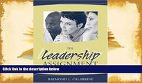 PDF  The Leadership Assignment: Creating Change Trial Ebook