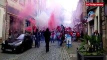 Guingamp. EAG-Lyon : les manifestations de ferveur des supporters des gones