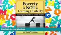 Download [PDF]  Poverty Is NOT a Learning Disability: Equalizing Opportunities for Low SES