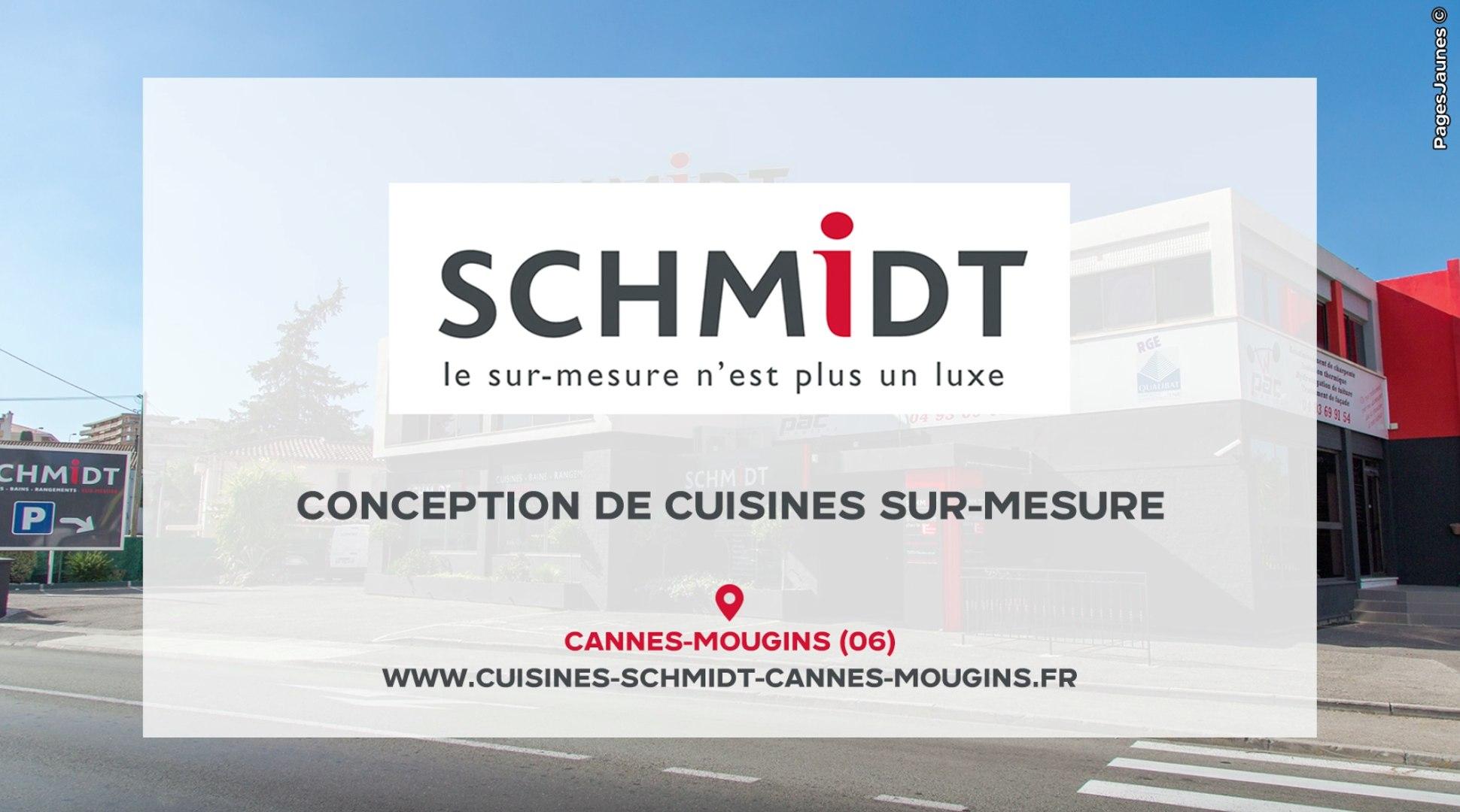 Conception Et Installation De Cuisines Salles De Bains A Mougins Cuisine Schmidt 06