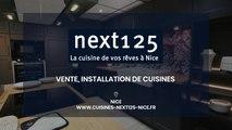 Cuisines Next125 Horizon, créateur de cuisines sur mesure à Nice.