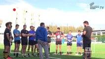 Rugby Tour Provence - Soutien offensif à Salon-de-Provence