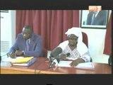 La commission nationale d'enquête a échangé avec l'Union nationale des villes et communes