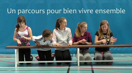 Cardie Caen - Vivre ensemble de la 6e à la 3e - CLG langevin Wallon (Blainville-sur-Orne - 14)