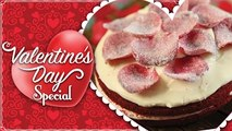 Red Velvet Cake - Valentine's Day Special - Curries and Stories with Neelam