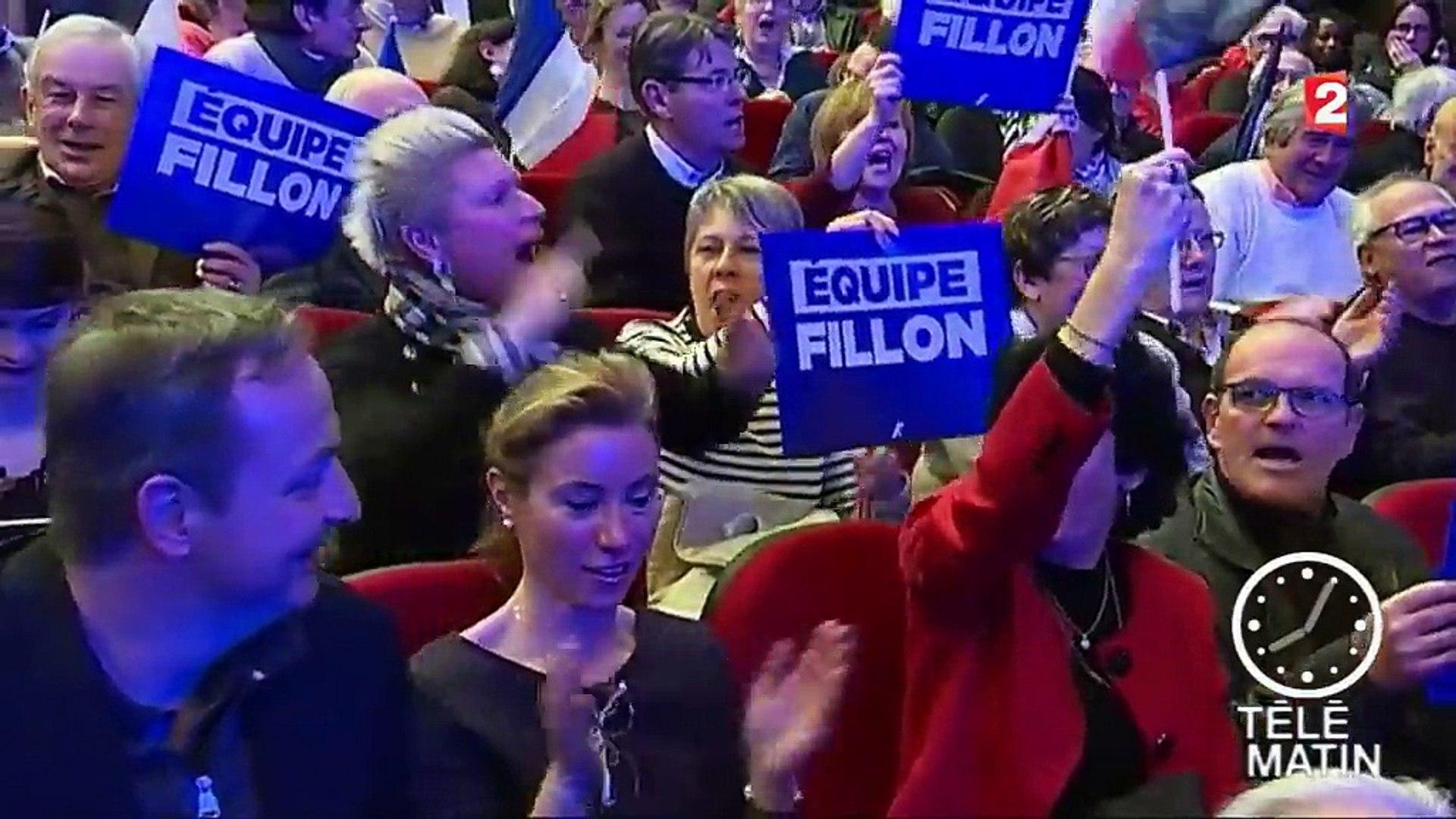François Fillon en reconquête à Poitiers