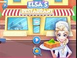 Cooking Games, Elsa Restaurant Spinach Lasagna, Elssa cooking Spinach Lasagna, Baby games