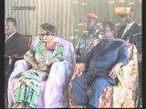 Daoukro:  Le President Henri konan Bedié reçoit les voeux de sa population