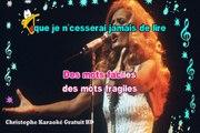 Dalida & Alain Delon - Paroles, paroles KARAOKE / INSTRUMENTAL