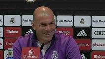"""Zidane se alinea con Florentino: """"Si dice que hay obras, hay obras"""""""