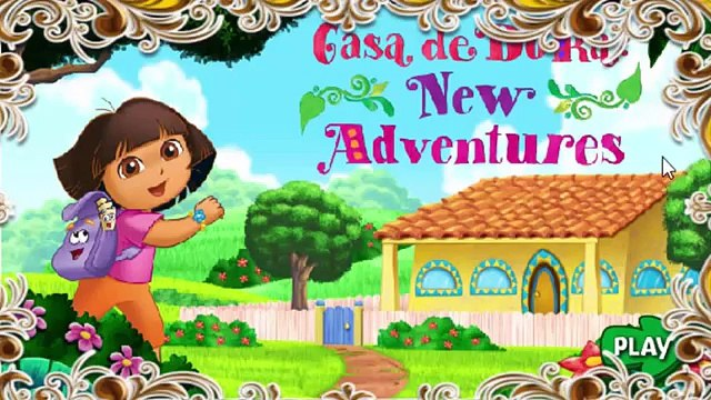 Dora The Explorer Doras House Casa de Dora New Adventures Nhà Dora The Explorer Dora của