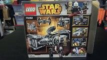 Lego Star Wars Tie Advance Prototype Звездные войны Повстанцы 75082