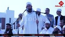 جنید جمشید نماز جنازہ Molana Tariq Jameel Bayan before Namaz-e-Janaza of Junaid Jamshed Full HD