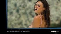 Zap sexy de la semaine : Pamela Anderson ultra hot, une femme nue sur une moto... (Vidéo)