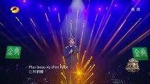 Un kazakh de 22 ans interprète la chanson de « SOS d'un terrien en détresse » et éblouit tous les téléspectateurs