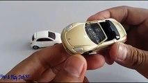 Tomica Toy Car | Fiat 500 - Porsche Boxster - [Car Toys p18]