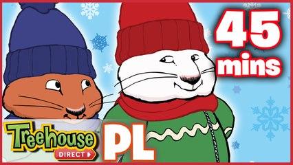 Max i Ruby: Zimowe Wakacje Kompilacja! | Po Polsku