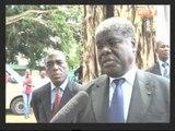 Don du chef de l'Etat aux populations aux populations démunies du district d'Abidjan