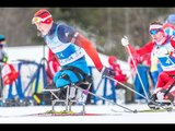 Highlights Day 4 Cross-country sprints | IPC Nordic Skiing World Championships