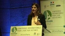 Discours de clôture par Mme Juliette Méadel, secrétaire d'État auprès du Premier ministre, chargée de l'Aide aux victimes