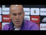 """Zidane: """"Si el presidente dice que hay obras, hay obras"""""""