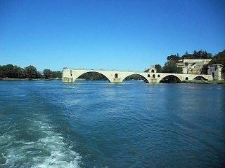 Balade sur le Rhône