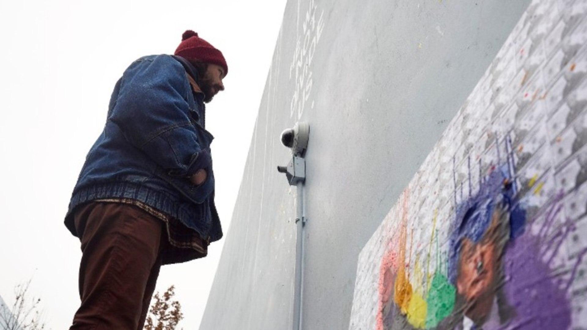 Shia LaBeouf's Anti-Trump Art Installation Closed