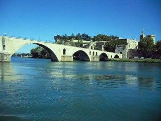Balade sur le Rhône Avignon