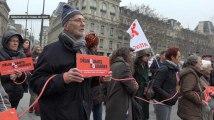 """À travers la France, les """"délinquants solidaires"""" se mobilisent avant le jugement de Cedric Herrou"""