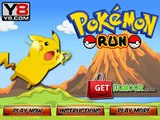 Pokemon run game , nice game for kids , fun game for kids , super game for child , best game