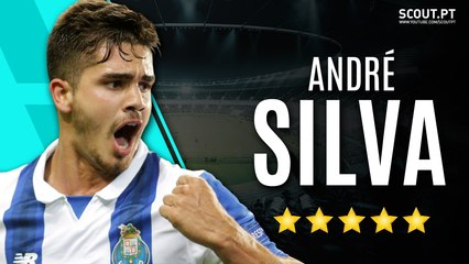André Silva » FC Porto » Goals & Best Moments 2016/2017