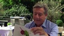Patrick Sabatier boude la proposition de Cyril Hanouna