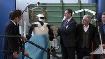 Pyrène : Le premier robot humanoïde bricoleur présenté à Toulouse !