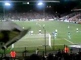 Asse 3-0 Caen : la ola dans le stade