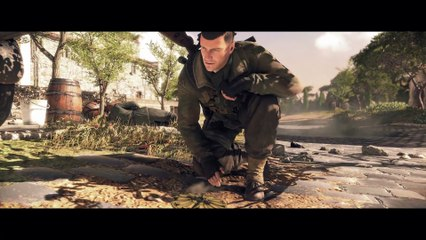 Sniper Elite 4 : Sniper Elite 4 -  Timing is Everything  Launch Trailer