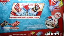 Color Changer Paint!! Disney Pixar Cars Lightning Mcqueen Mack Dip & Dunk Truck, Paint Body Shop