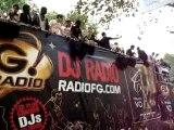 Techno parade 2007 : char FG dj radio !