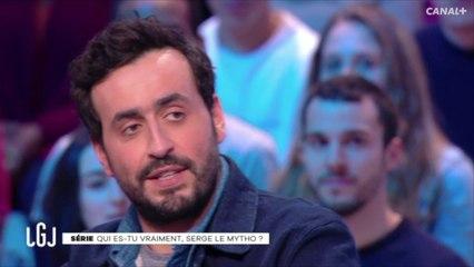 """L'interview vérité de """"Serge Le Mytho"""", Jonathan Cohen - Le Grand Journal du 10/02 - CANAL+"""