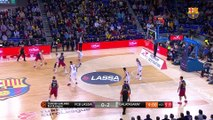 [HIGHLIGHTS] BASKET (Eurolliga): FC Barcelona Lassa – Galatasaray (62-69)
