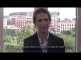 Princess Elena of Spain congratulates International Paralympic Committee on 25th anniversary