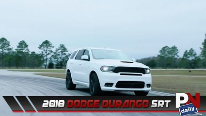 Dodge Durango SRT, Flying Cars, Driving School For Teens, Crawling For A Cure, What's Trending, And Fast Fails!