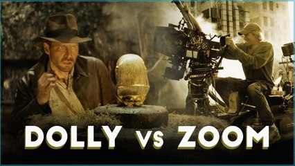 The Difference Between Dolly & Zoom Shots