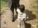 Retour au Rwanda des réfugiés hutus (17/11/96)