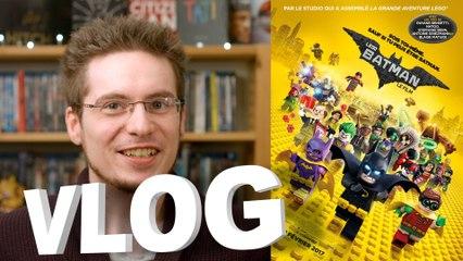 Vlog - LEGO Batman