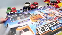 Transformers Optimus Prime Carbot Truck Robot Car Toys - Transformers robot car & Miniforce toys