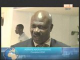 Législatives 2011: Temps forts de la cérémonie d'Investiture des candidats du Rdr