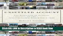 [Popular Books] Unsettled Account: The Evolution of Banking in the Industrialized World since